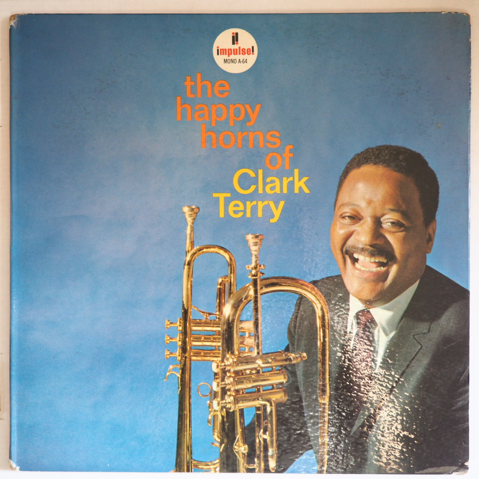 clark terry - the happy horns of clark terry impulse a-64