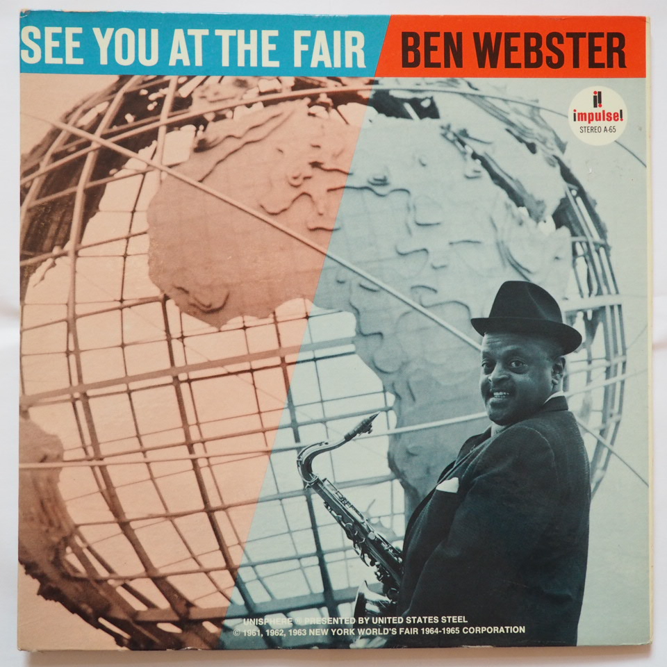 ben webster - see you at the fair impulse a-65