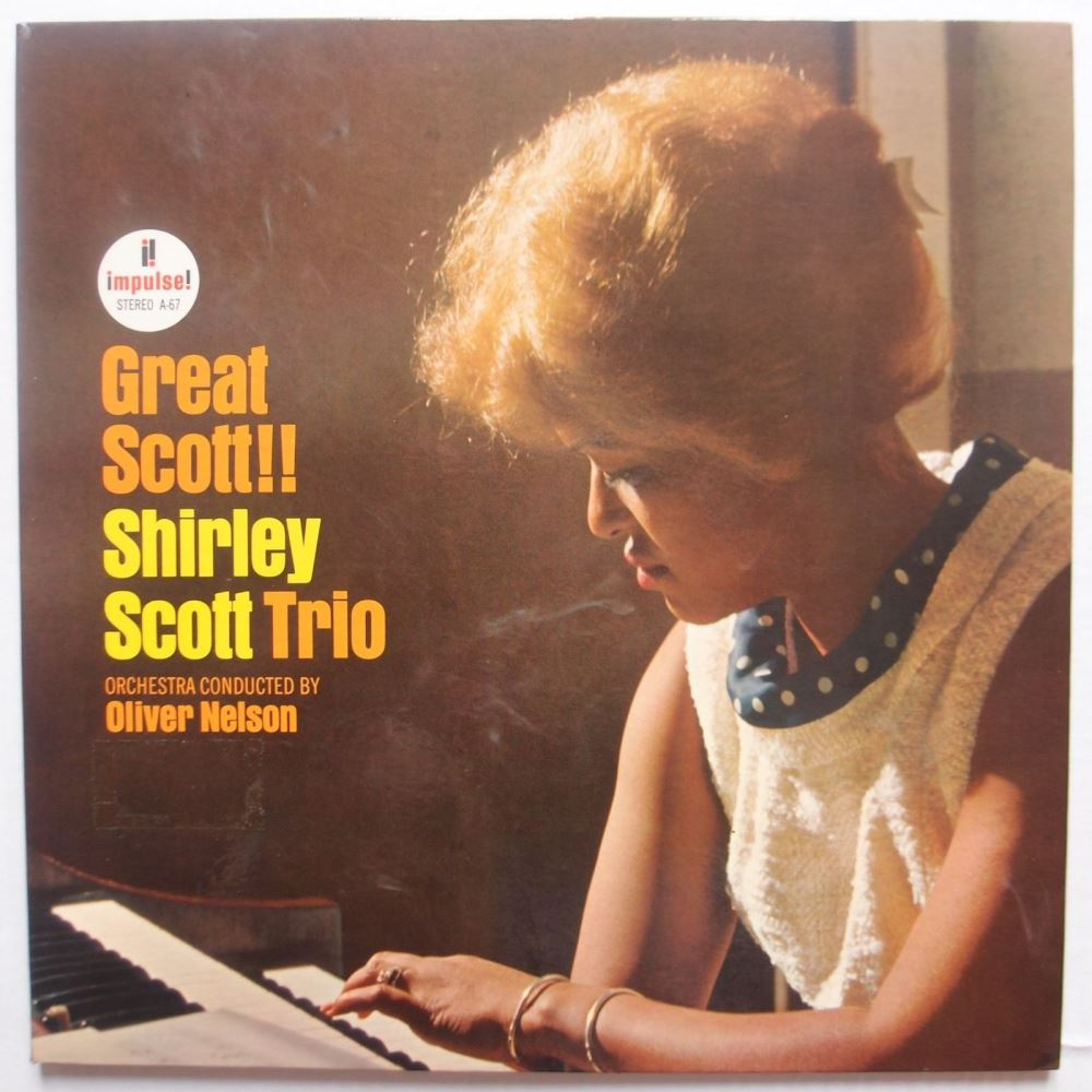 shirley scott - great scott impulse a-67