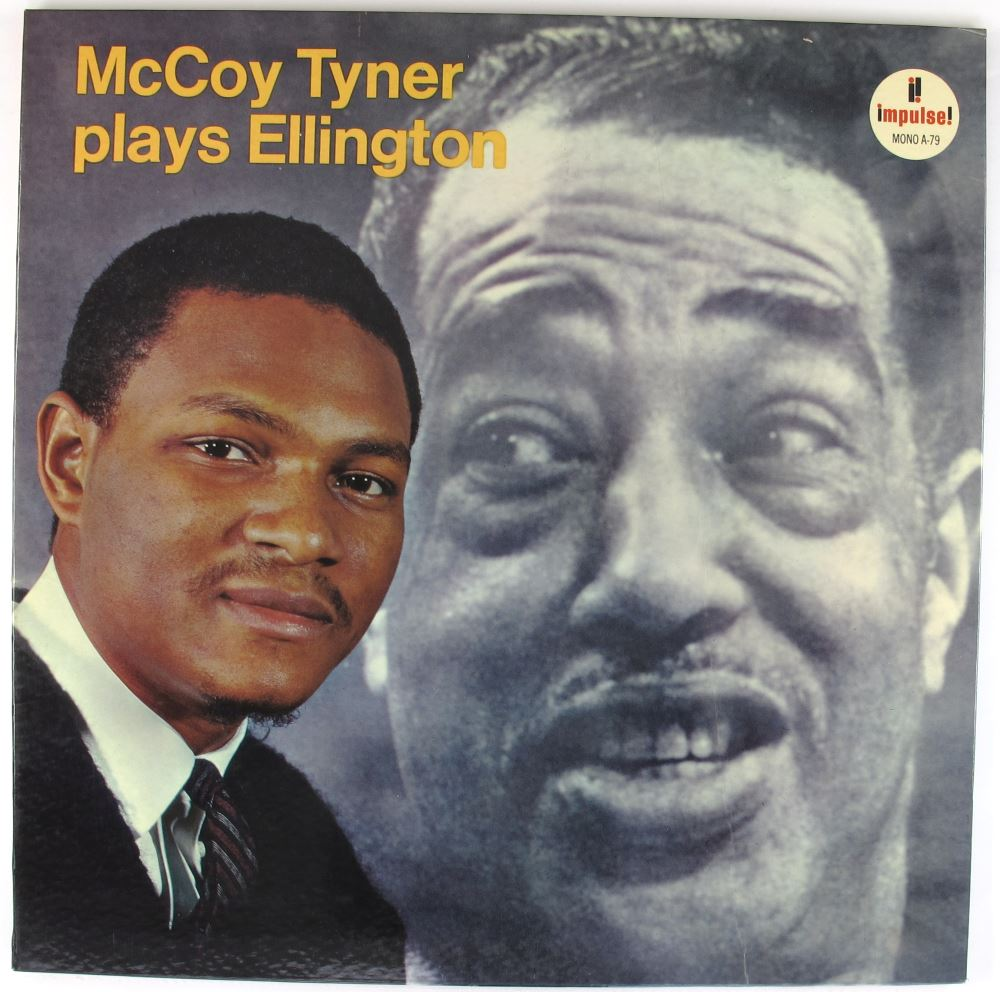 mccoy tyner - plays ellington impulse a-79