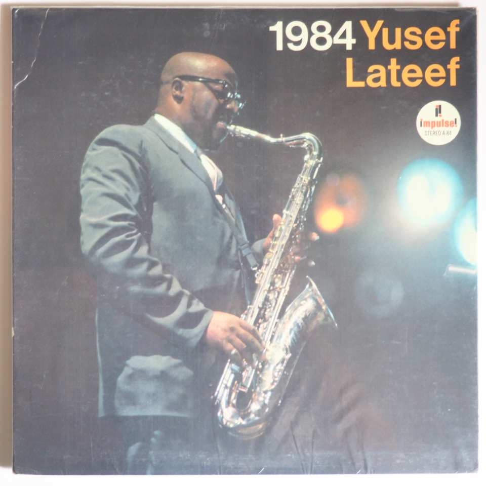 yusef lateef - 1984 impulse a-84