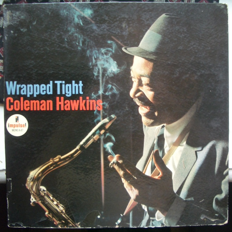 coleman hawkins - wrapped tight impulse-a87