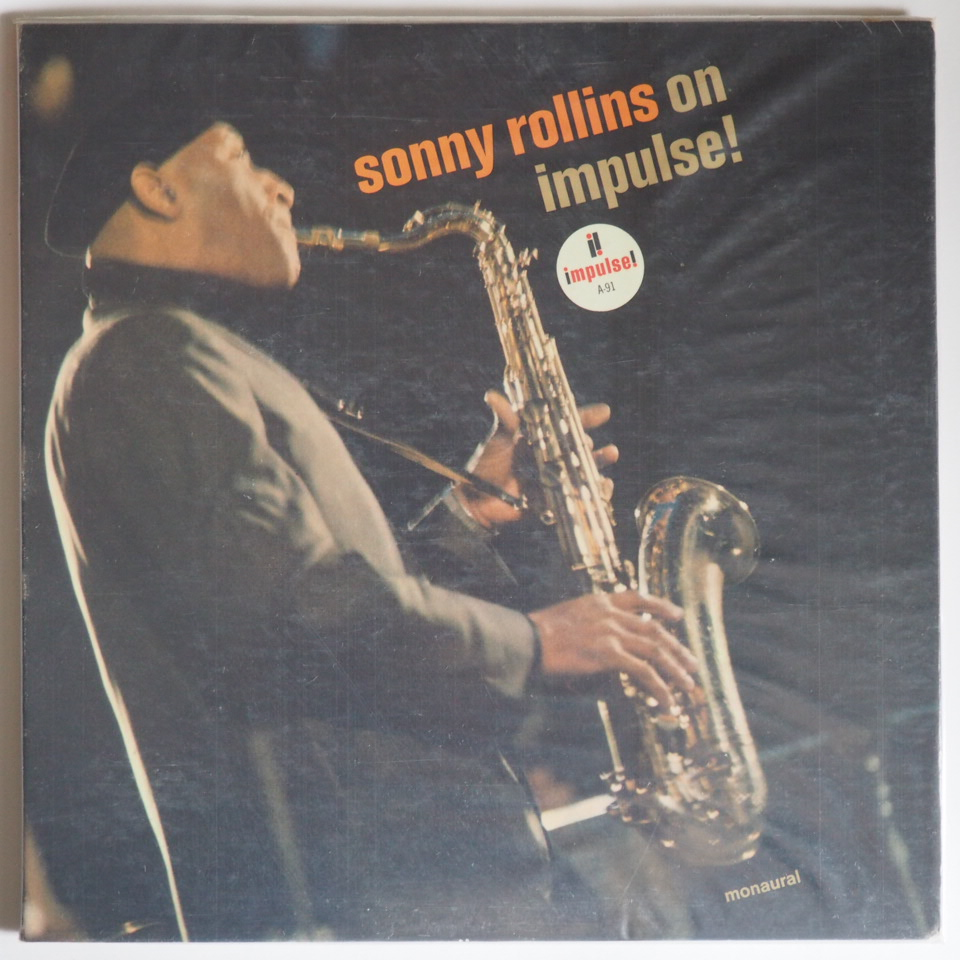sonny rollins - on impulse impulse a-91