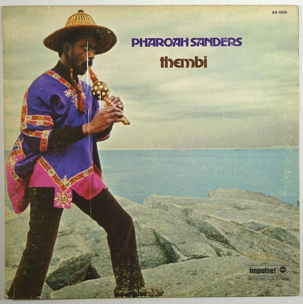 pharoah sanders - thembi 9206