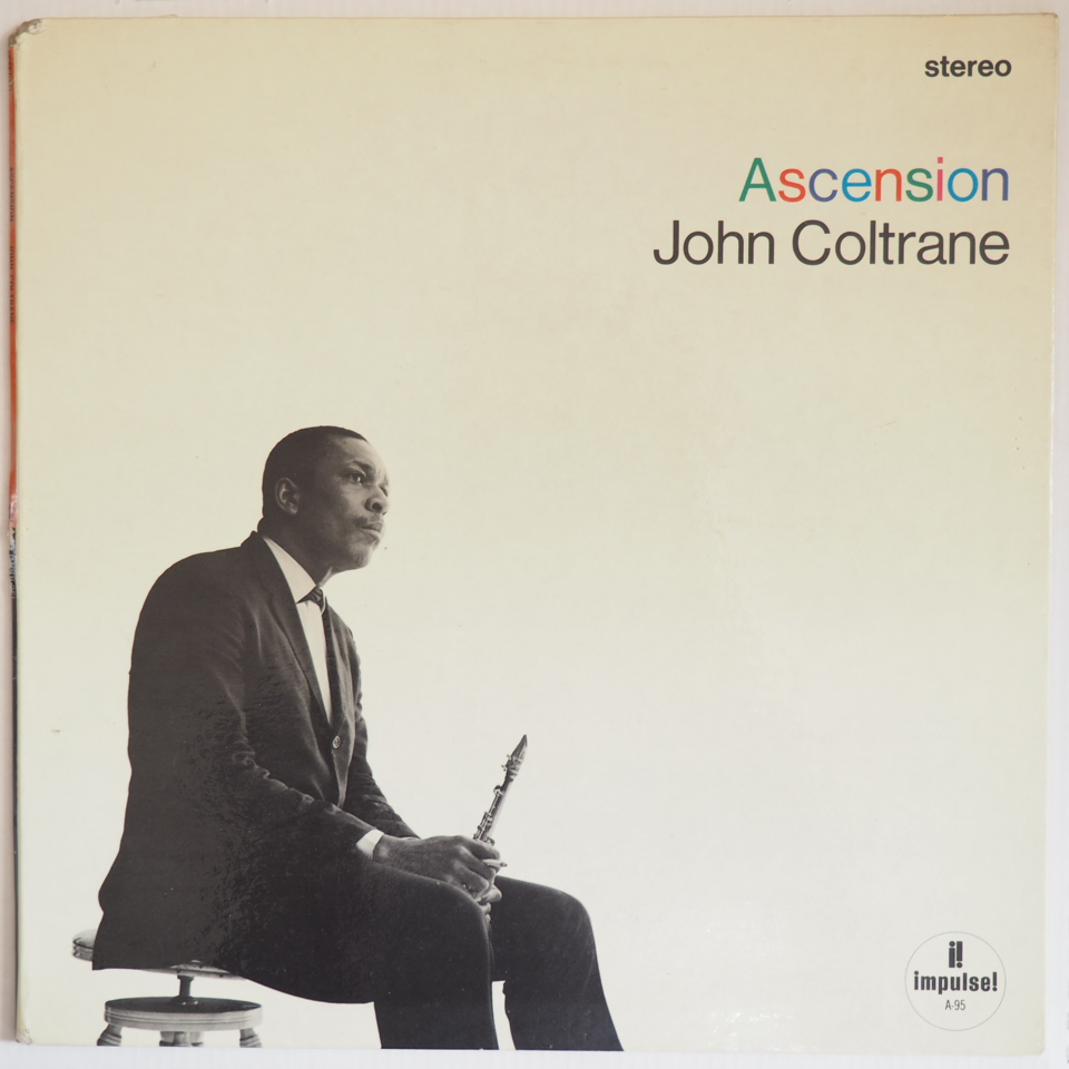 john coltrane - ascension impulse a-95