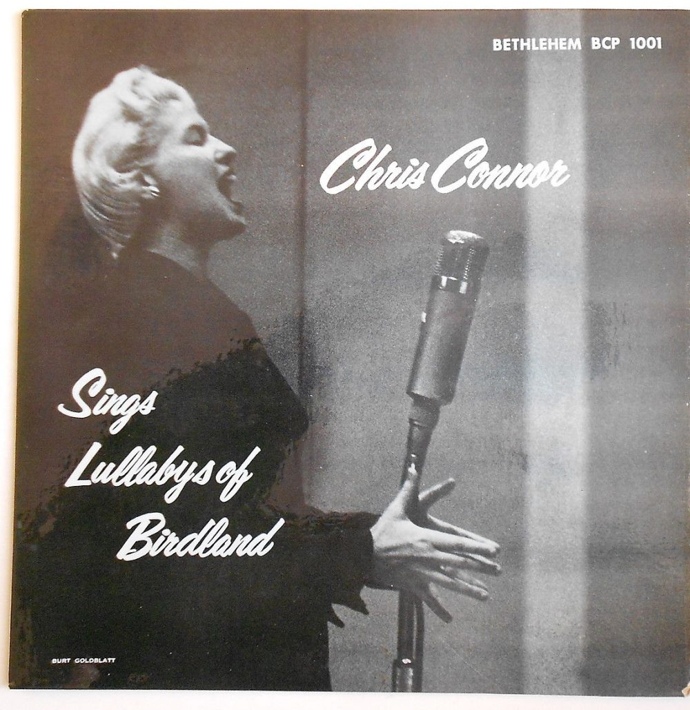 chris connor - sings lullabys of birdland 1001