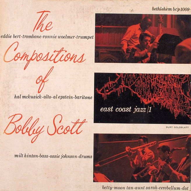 bobby scott - east coast jazz 1 1009