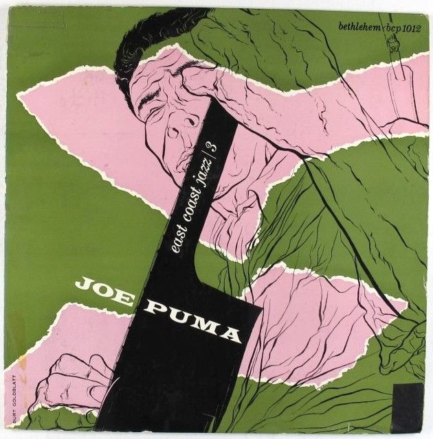 joe puma - east coast jazz 3 1012