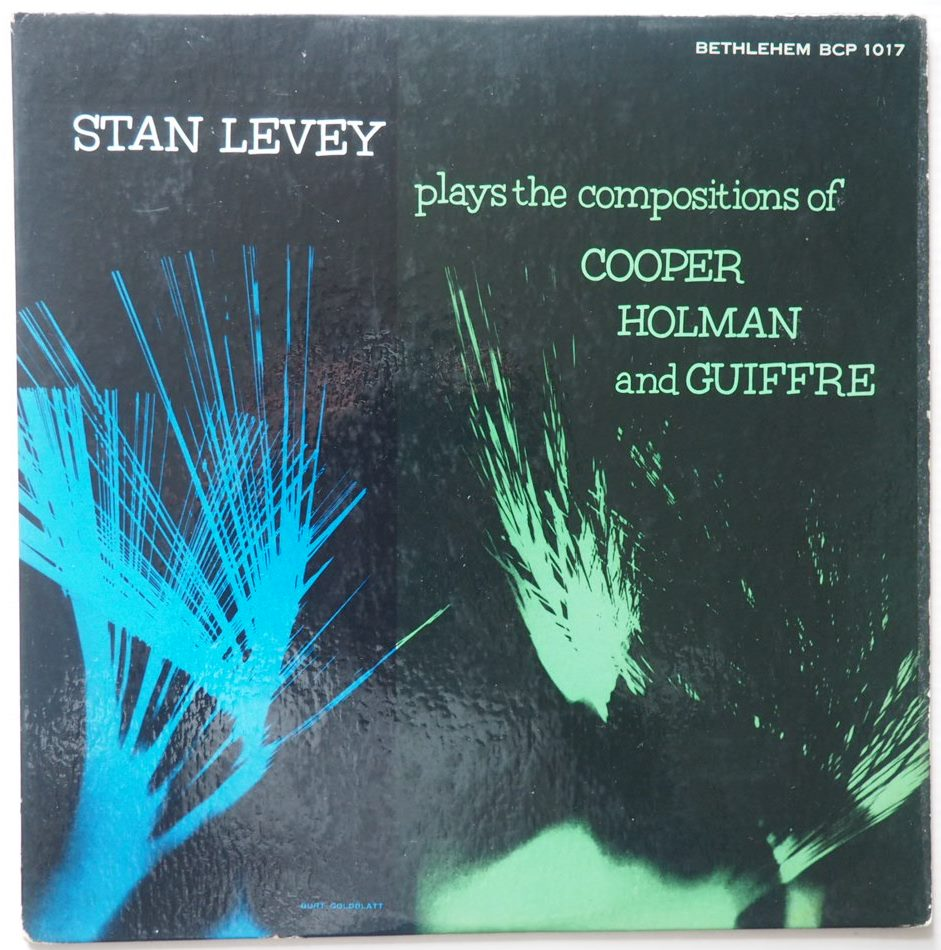 stan levey - plays the compositions 1017