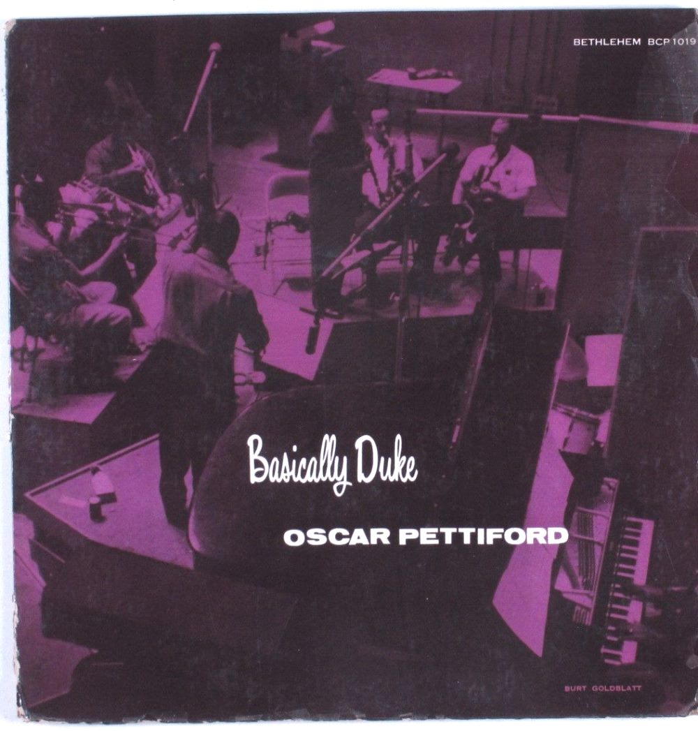 oscar pettiford - basically duke 1019