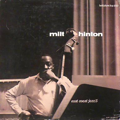 milt hinton - east coast jazz 5 1020