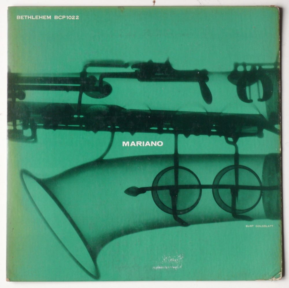 charlie mariano sextet 1022
