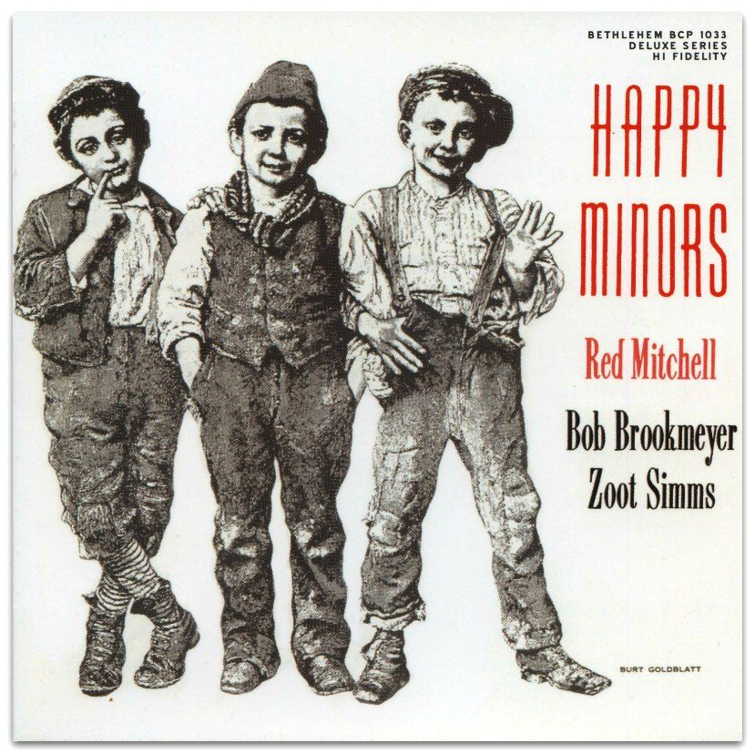 red mitchell - happy minors 1033