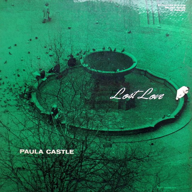 paula castle - lost love 1036