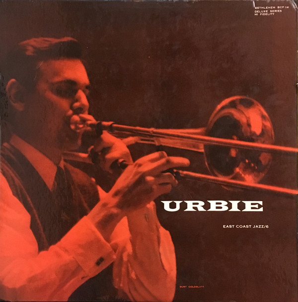 urbie green - east coast jazz / 6