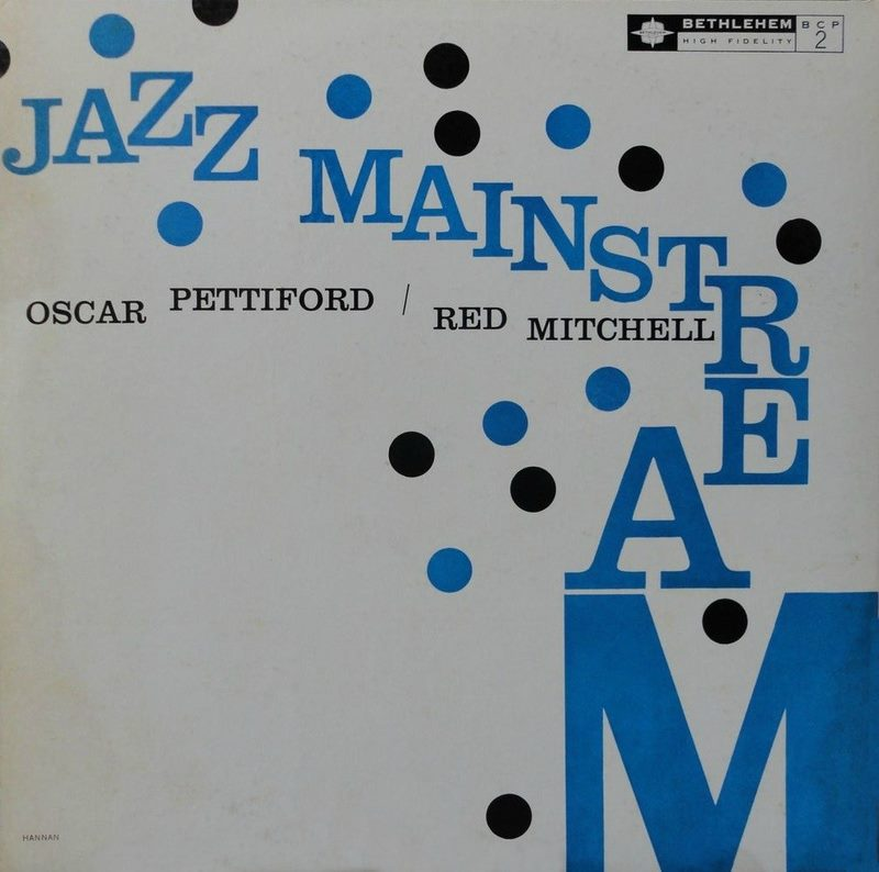 oscar pettiford - red mitchell - jazz mainstream 2