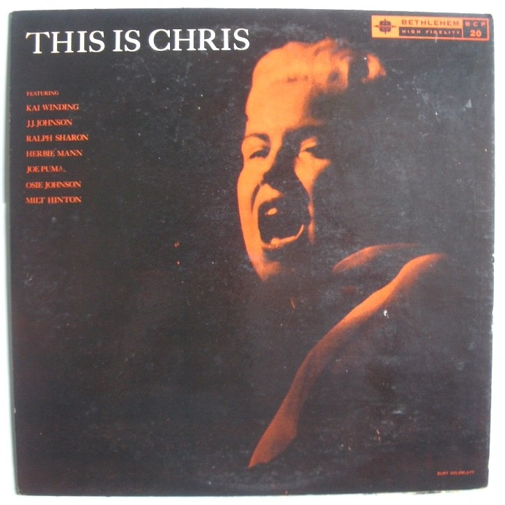 chris connor - this is chris 20