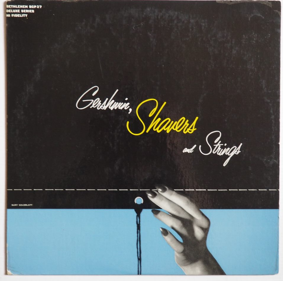 charlie shavers - gershwin, shavers and strings 27