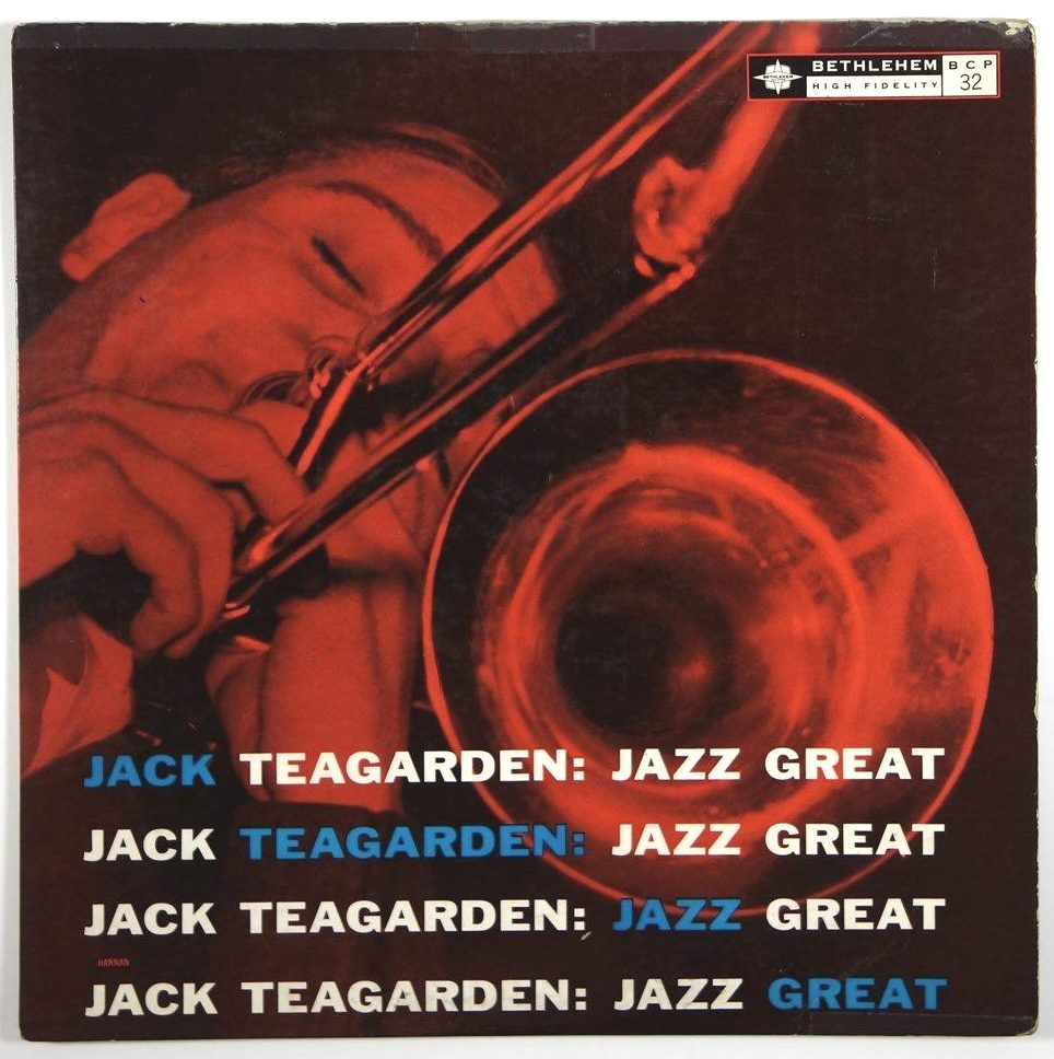 jack teagarden - jazz great 32