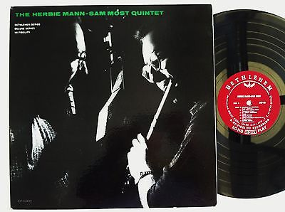 herbie mann - sam most quintet 40