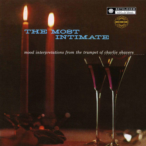 charlie shavers - the most intimate 5002
