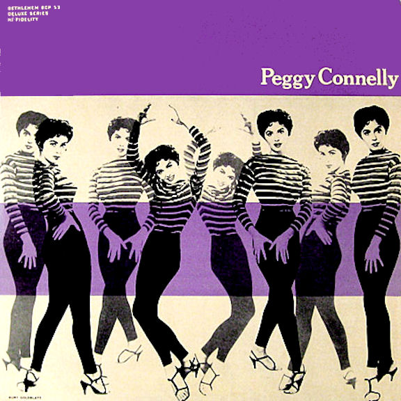 peggy connelly - that old black magic 53