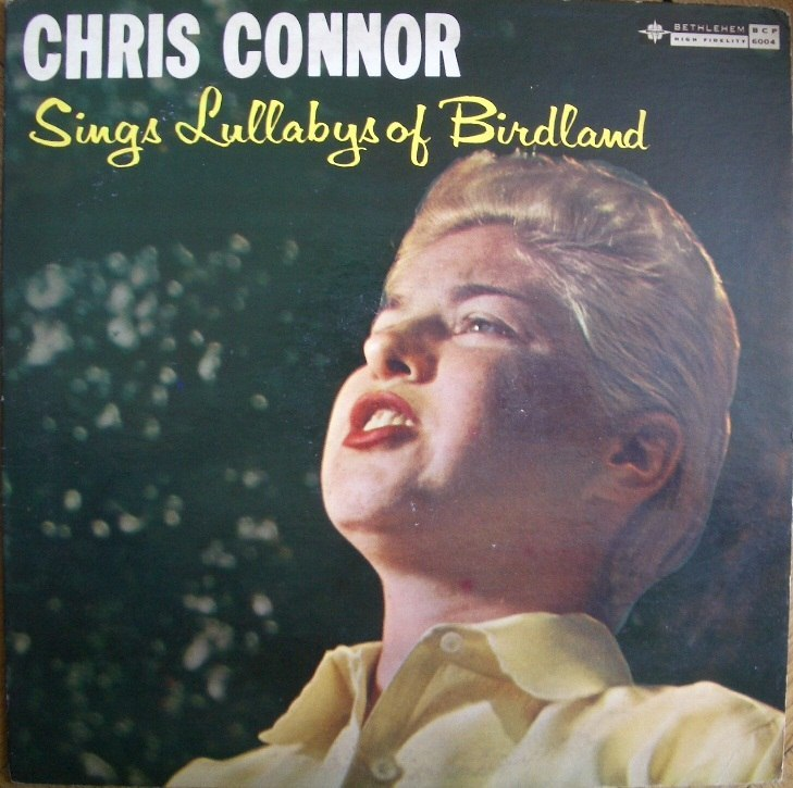 chris connor - sings lullabys of birdland
