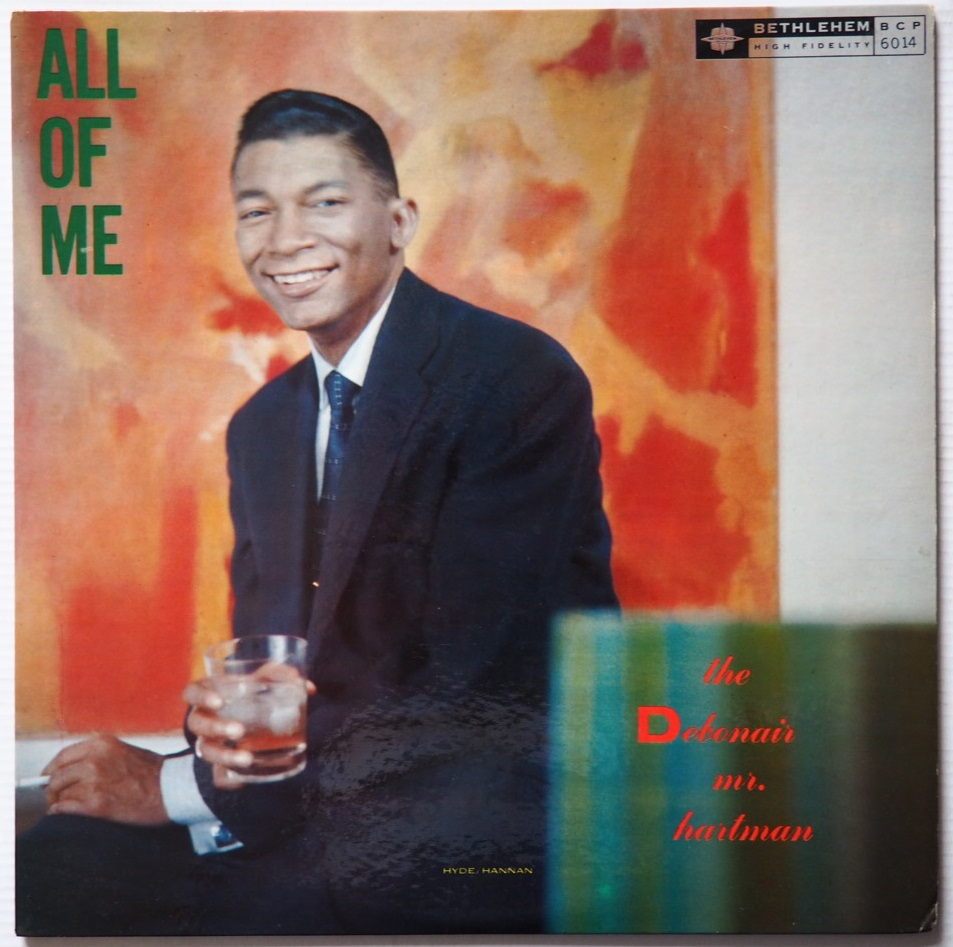 johnny hartman - all of me 6014