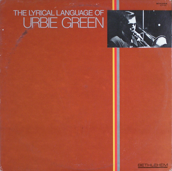 urbie green - the lyrical language of