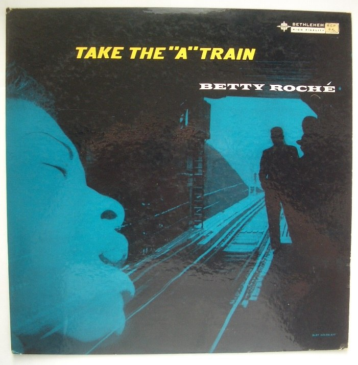betty roche - take the a train 64