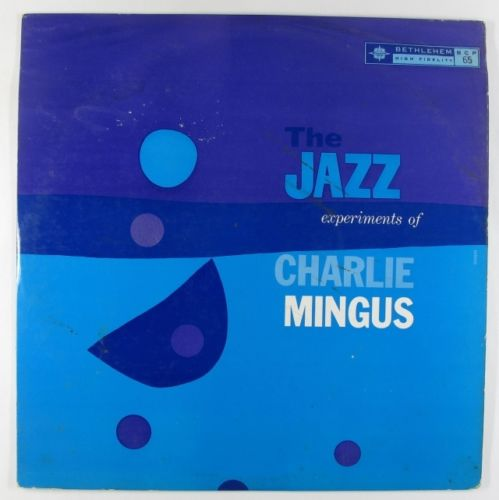 charles mingus - the jazz experiments 65