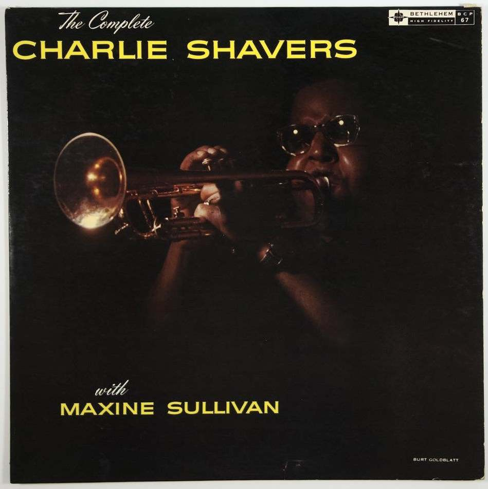 charlie shavers - the complete 67