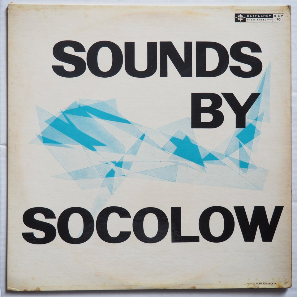 frank socolow - sounds by socolow 70