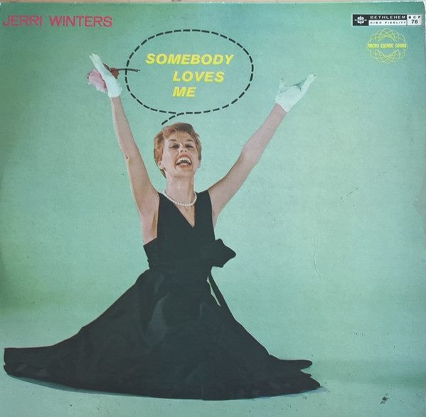 jerri winters - somebody loves me 76