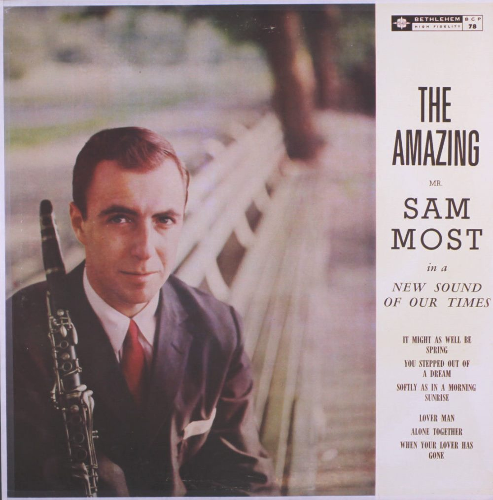 sam most - the amazing sam most 78