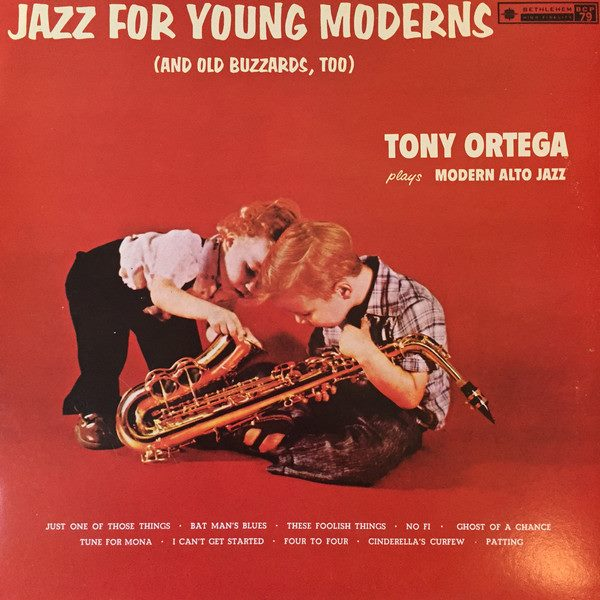 tony ortega - jazz for young moderns 79