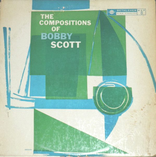 bobby scott - the compositions 8