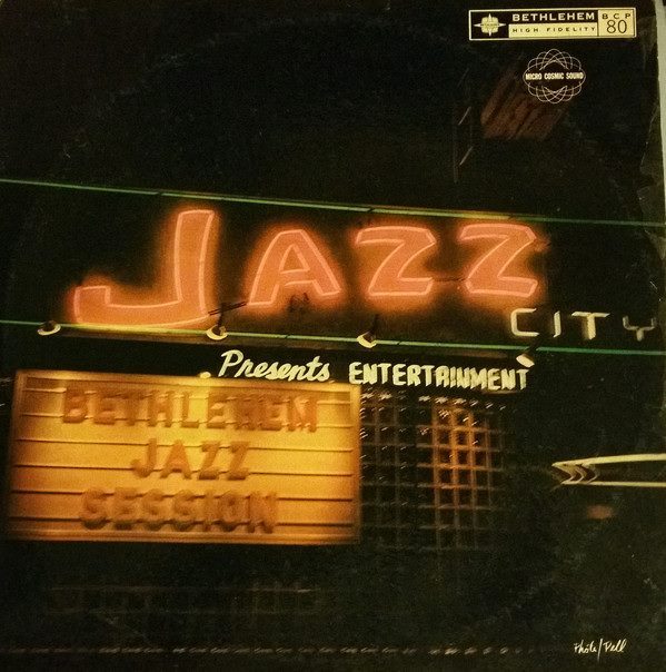 various - jazz city presents bethlehem 80