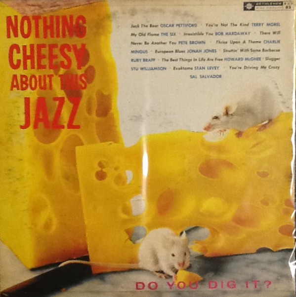 various - nothing cheesy about this jazz 85