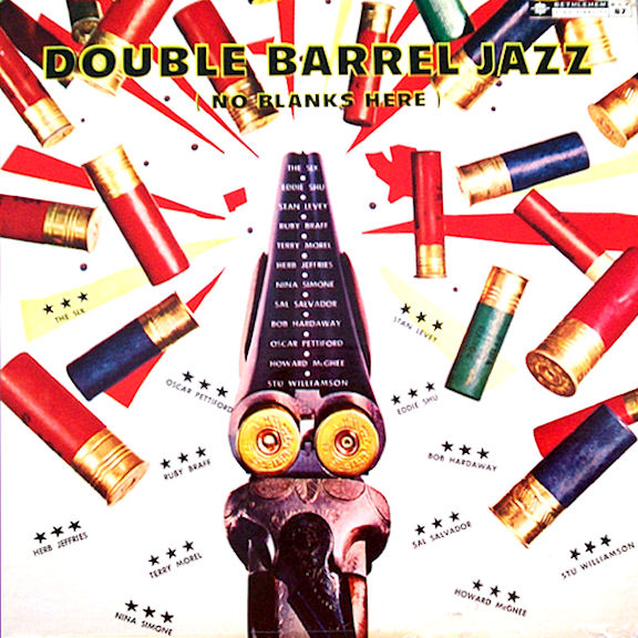 various - double barrell jazz 87