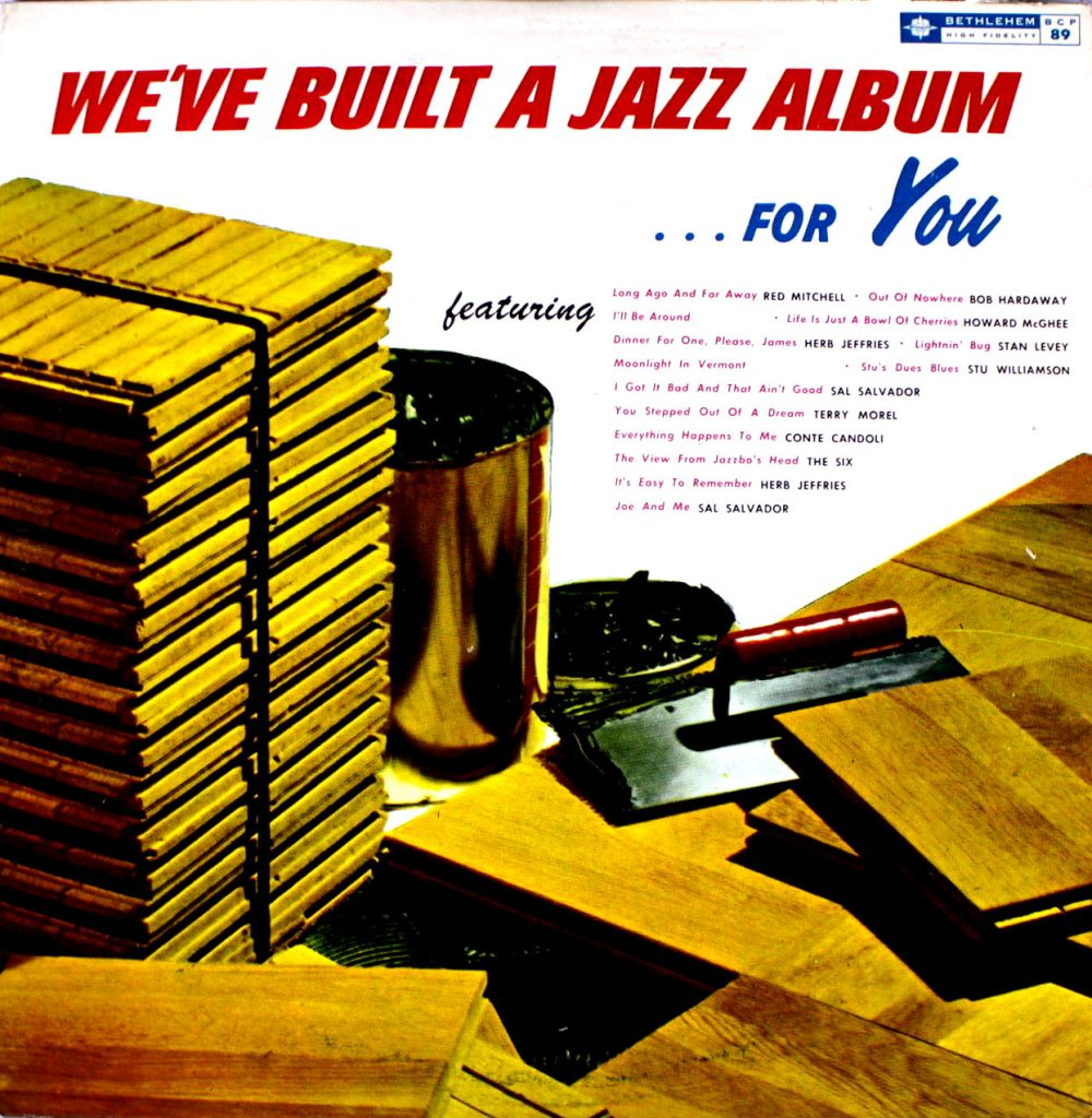 various - we've built a jazz album for you