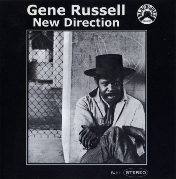 gene russell - new direction black jazz