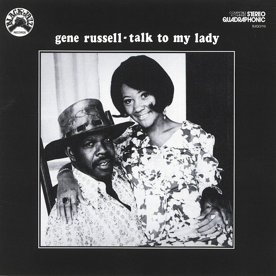 gene russell - talk to my lady black jazz