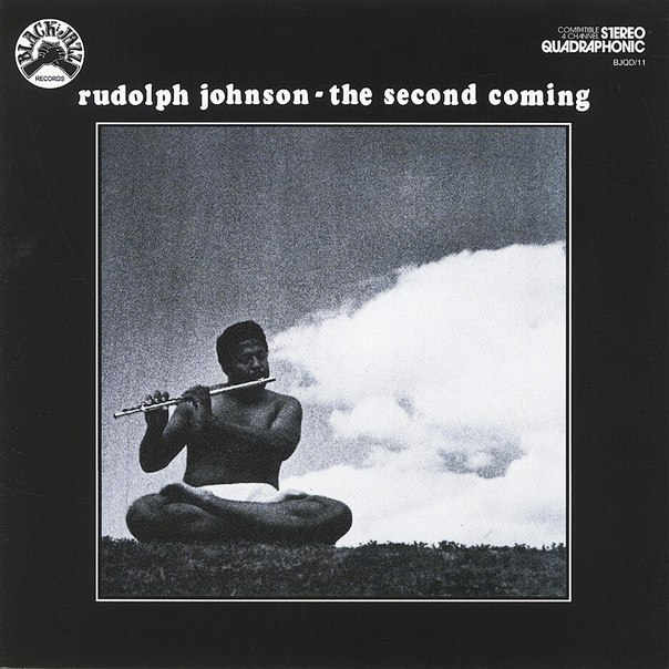 rudolph johnson - second coming black jazz