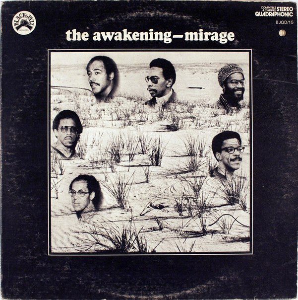 the awakening - mirage black jazz