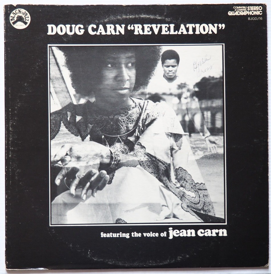 doug carn - revelation black jazz