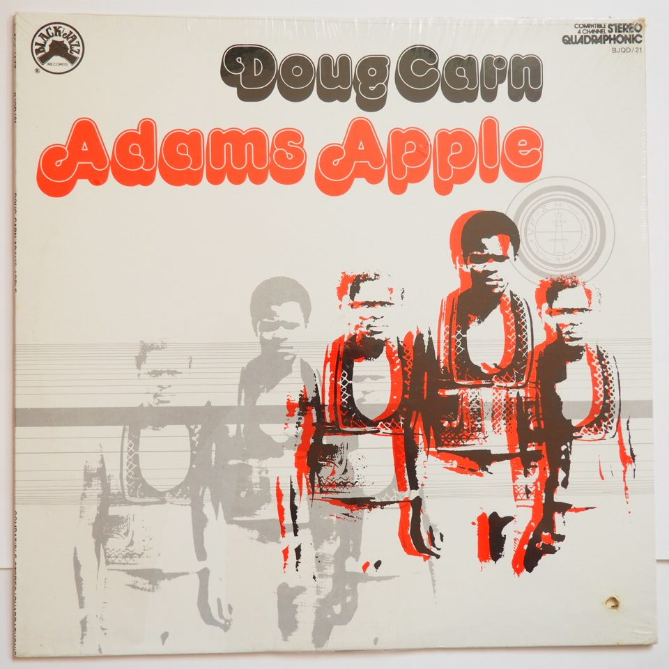 doug carn - adams apple black jazz