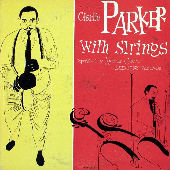 charlie parker - with strings 101