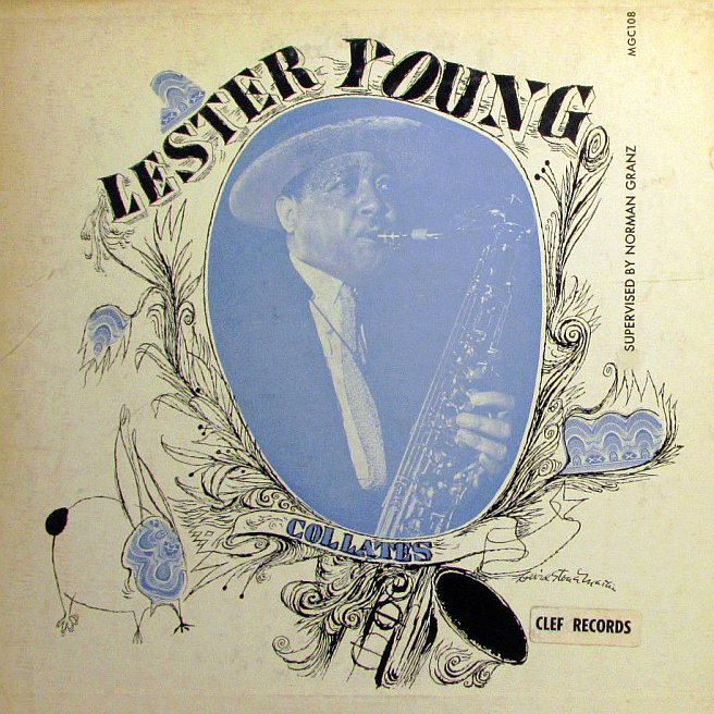 lester young - collates 108