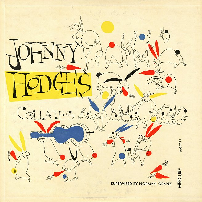 johnny hodges - collates mgc 111